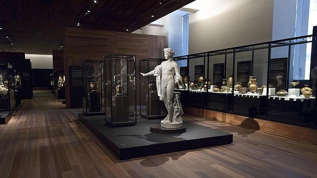 Museografía. Grecia.