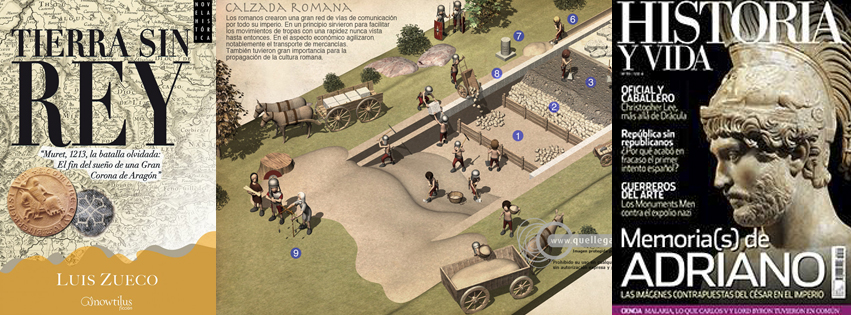 Ágora Historia 01x27 - Batalla de Muret - Calzadas Romanas
