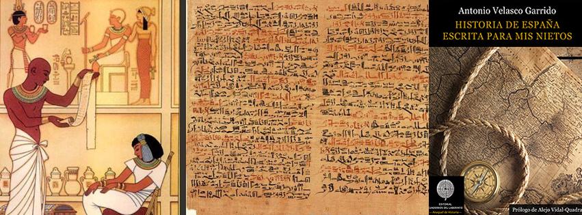 Ágora Historia 01x28 - Papiro Edwin Smith - Palencia medieval