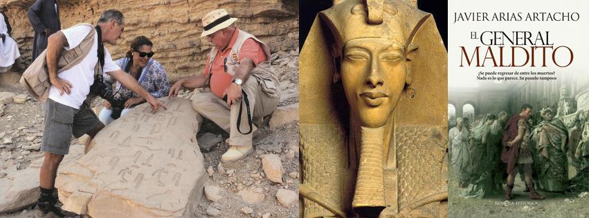 Ágora Historia 01x30 - Hallazgo Amenofis III / Akenatón - Valle del Indo