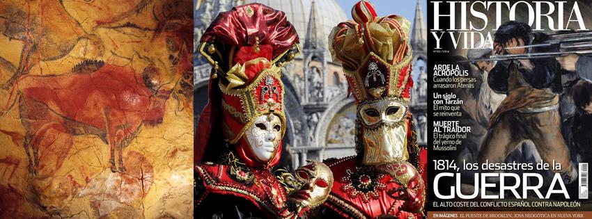 Ágora Historia 01x31 - El arte más antiguo - Historia del carnaval