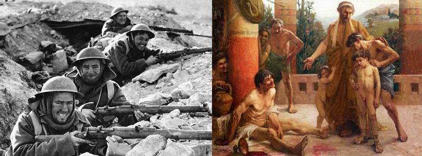Ágora Historia 01x32 - Primera Guerra Mundial - Esclavos en la antigua Grecia