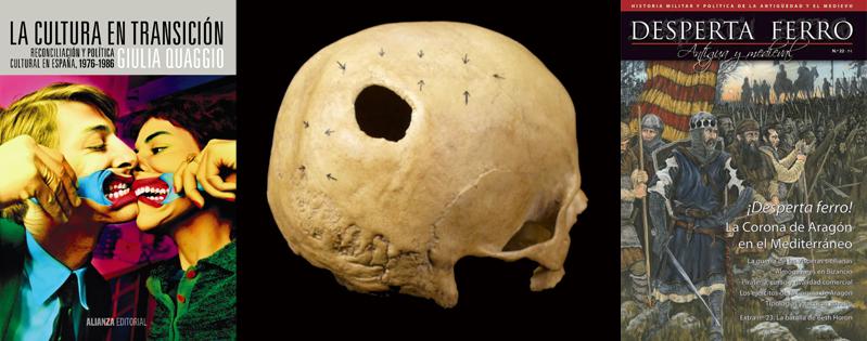 Ágora Historia 01x33 - Cultura en la Transición Española - Paleopatologías - Desperta Ferro