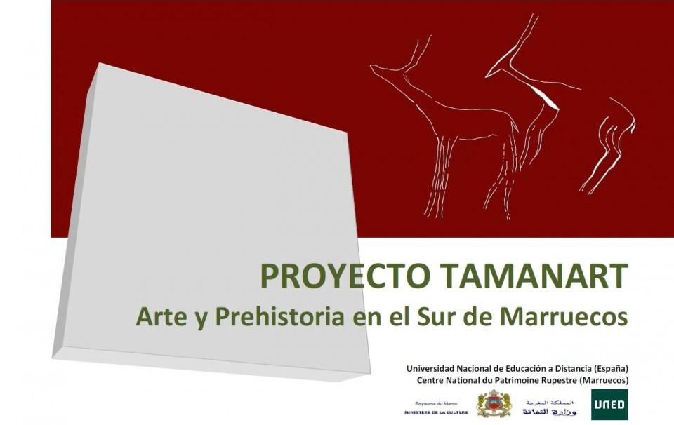 Proyecto Tamanart.