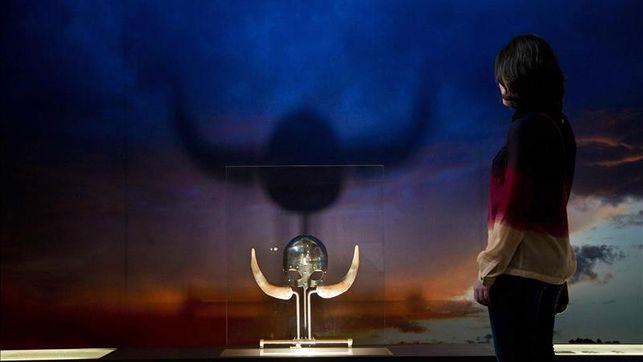 """Imagen de la exposición """"Vikings""""."""