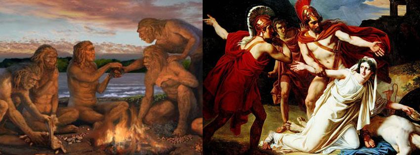 Ágora Historia 01x37 - Arqueología cognitiva - Los otros 'Noe' - Antígona