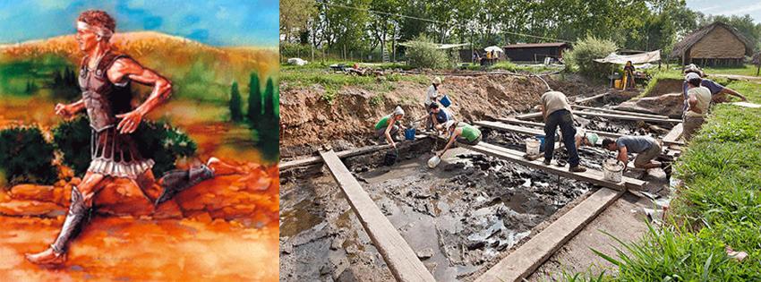 Ágora Historia 01x39 - La Batalla de Maratón - Yacimiento neolítico de La Draga