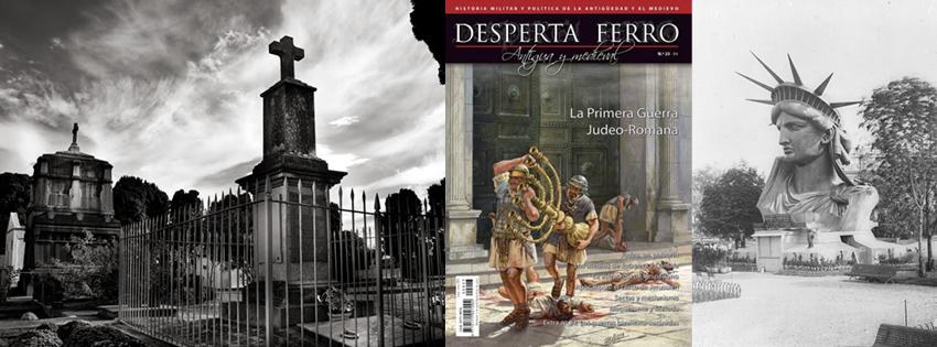 Ágora Historia 01x40 - La muerte en la historia de España - Desperta Ferro / La Primera Guerra Judeo-Romana
