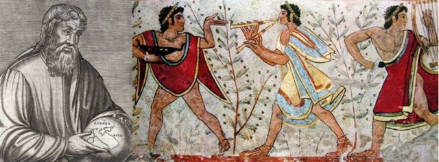 Ágora Historia 01x42 - La Península ibérica según Estrabón - Los Etruscos
