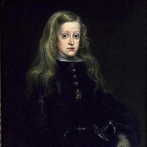 """Carlos II """"el Hechizado"""" sufría varias enfermedades a causa de la endogamia, pero tenía una sangre muy """"pura""""."""