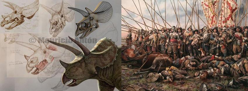 Ágora Historia 01x45 - Paleoarte - Desperta Ferro & Los Tercios en el siglo XVI - Plauto