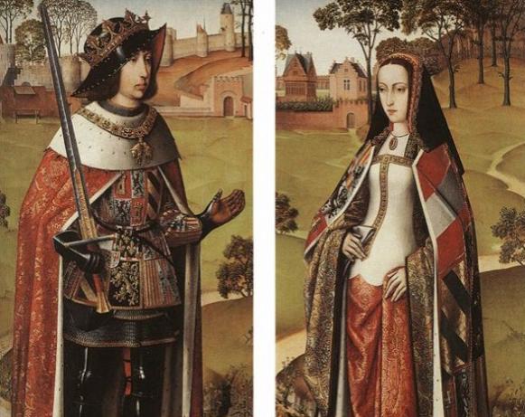 Felipe I el Hermoso y Juana la Loca