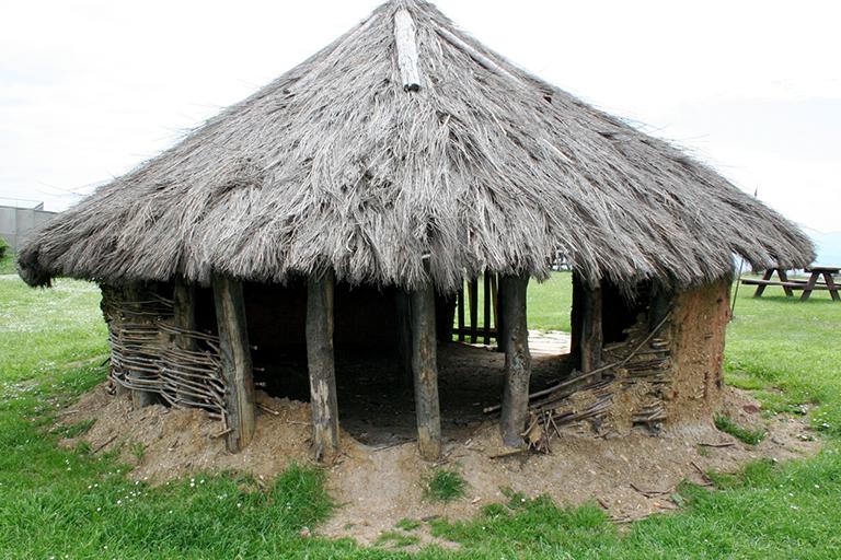 Lugares con historia el gij n romano gora historia for Oficina de la vivienda gijon