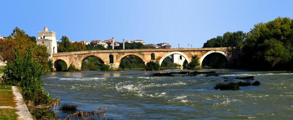 Puente Milvio./Anthony Majanlahti