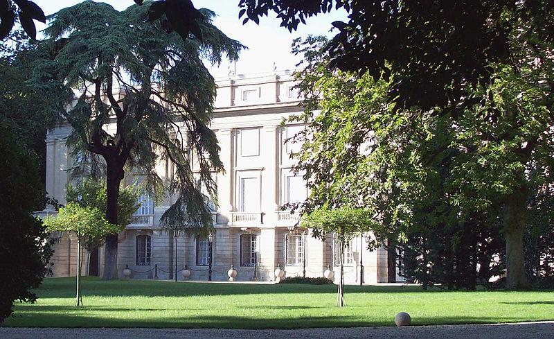 Palacio de Liria. Wikipedia