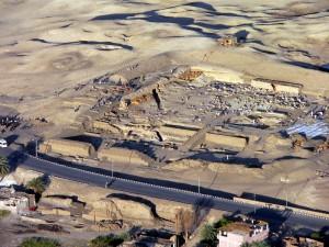 Templo de Tutmosis III - Myriam Seco