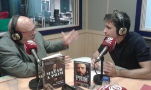 Paco Pérez Abellán y David Benito