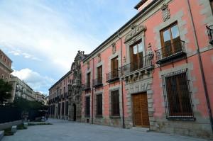 Edificio del Museo de Historia de Madrid