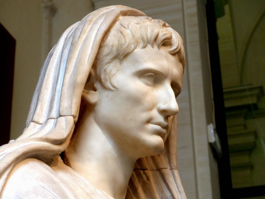 Lugares con historia los tres viajes de augusto a hispania for Augusto roma