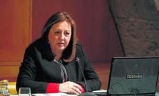 Directora del Patronato de la Alhambra y el Generalife  María del Mar villafranca