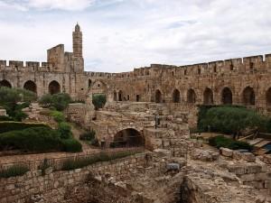 Museo de la torre de David - Jerussalen