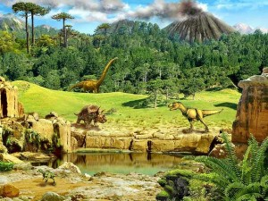 Los dinosaurios que habitaron la tierra