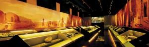 Museo Arqueológico de Alicante - Interior de una sala