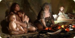 Grupo de Neandertales