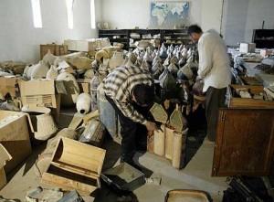 Museo en Irak