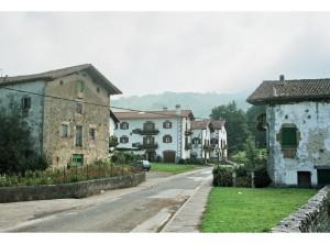 Vista de Gaztelu (Donamaria)