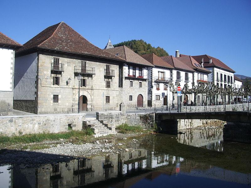 Ochagavía es uno de los pueblos más bellos de Navarra.