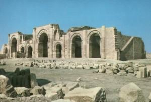 Yacimiento arqueológico de Hatra