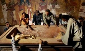 Tumba de Tutankamón