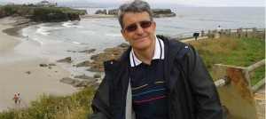 El investigador Ángel Rivera