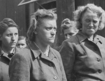 «Fueron mujeres, nazis y asesinas, la peor maquinaria bélica que utilizó Adolf Hitler»