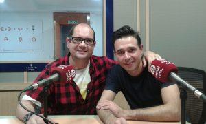 Nacho Ares y David BEnito