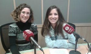 Gisela Payés y Blanca Establés